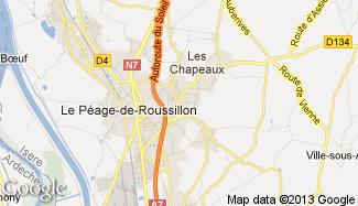 Plan de Roussillon
