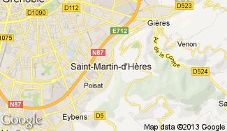 Saint martin d 39 h res 38400 - Garage st martin d heres ...