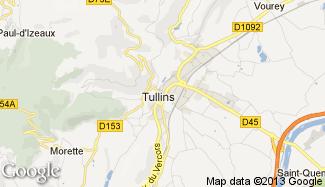 Plan de Tullins