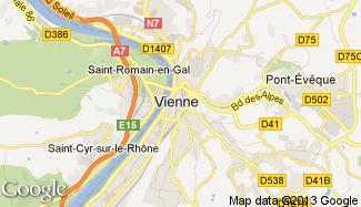 Plan de Vienne