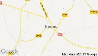 Plan de Montrond