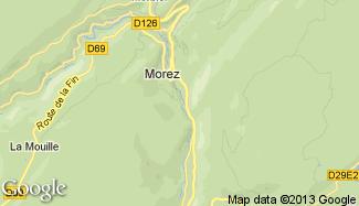 Plan de Morez