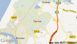 Plan de Tarnos
