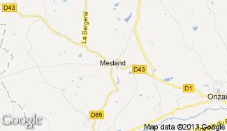 Plan de Mesland