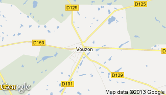 Plan de Vouzon