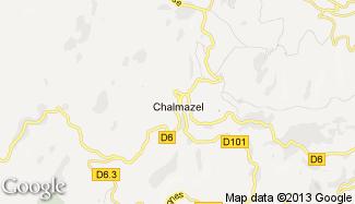 Plan de Chalmazel