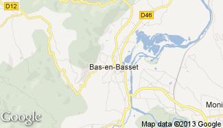 Plan de Bas-en-Basset