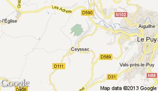 Plan de Ceyssac