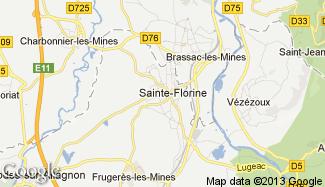 Plan de Sainte-Florine
