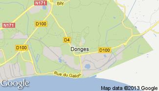 Plan de Donges