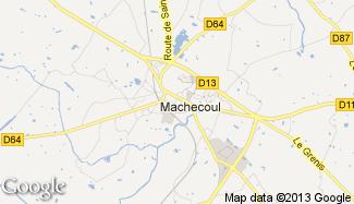 Plan de Machecoul