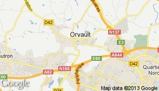 Plan de Orvault