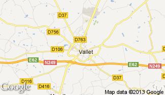Plan de Vallet