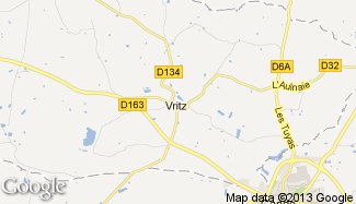 Plan de Vritz