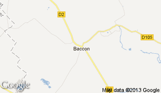 Plan de Baccon