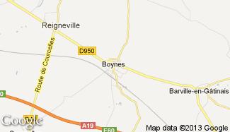 Plan de Boynes