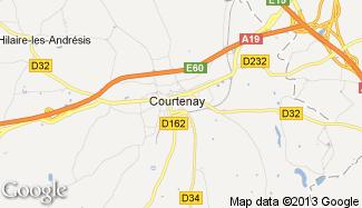 Plan de Courtenay