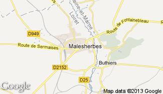 Plan de Malesherbes