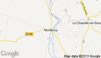 Plan de Montbouy
