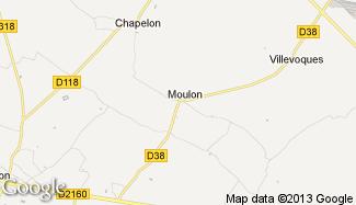 Plan de Moulon