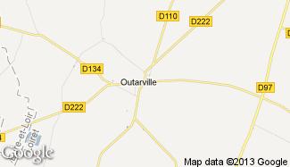 Plan de Outarville