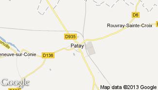 Plan de Patay