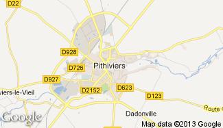 Plan de Pithiviers