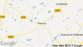 Plan de Thimory