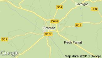 Plan de Gramat