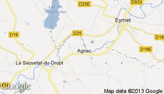 Plan de Agnac