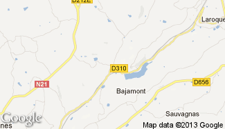 Plan de Bajamont