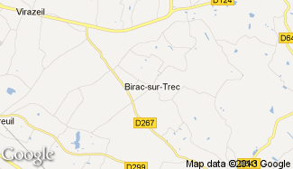 Plan de Birac-sur-Trec