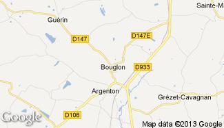 Plan de Bouglon