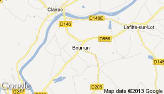Plan de Bourran