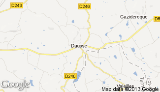 Plan de Dausse