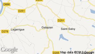 Plan de Galapian