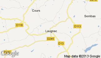 Plan de Laugnac