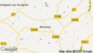 Plan de Moncaut