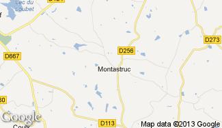 Plan de Montastruc