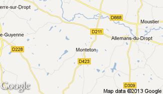 Plan de Monteton