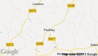Plan de Paulhiac