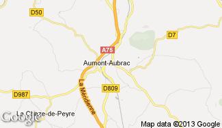 Plan de Aumont-Aubrac