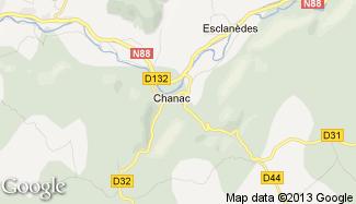 Plan de Chanac