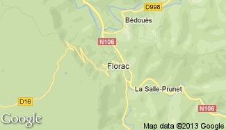 Plan de Florac