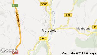 Plan de Marvejols