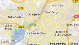 Plan de Angers