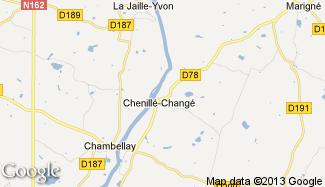 Plan de Chenillé-Changé