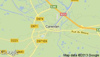 Plan de Carentan
