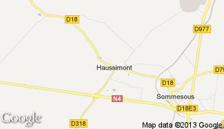 Plan de Haussimont
