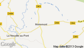 Plan de Moiremont